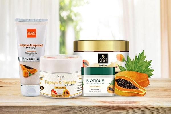 Best Papaya Scrubs That Will Detoxify And De-Tan Your Skin