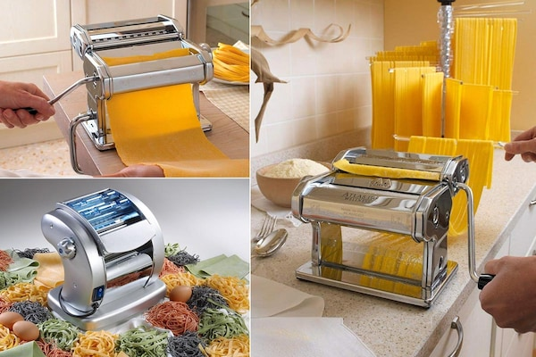 Best Pasta Machines To Cut Out Your Homemade Dough In Shapes You Love