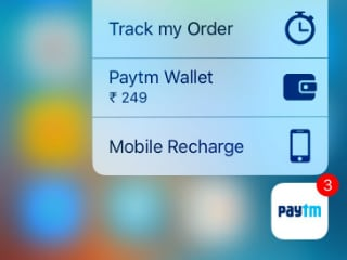 Paytm Offers Bank Account Money Transfer Service at 1 Percent Fee