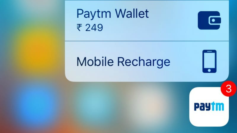 Paytm Offers Bank Account Money Transfer Service at 1 Percent Fee ...