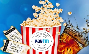 Paytm Movie Ticket Offer: 100% Cashback Promo Codes, Offers