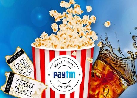 Paytm Movie Ticket Offer: 100% Cashback Promo Codes, Offers