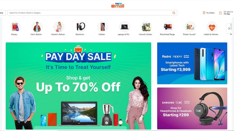 Paytm Mall Reportedly Hacked by Cybercrime Group, Company Says 'Data Is Safe and Secure'