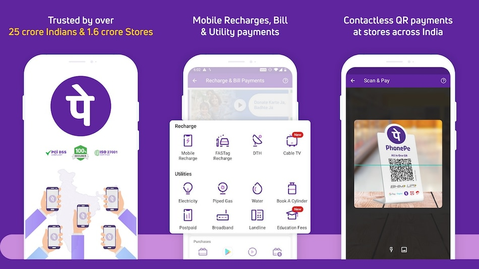 How to Recharge Mobile From PhonePe App Through UPI