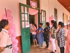 For Karnataka Election, Poll Panel Introduces Pink Voting Booths, High-Tech EVMs