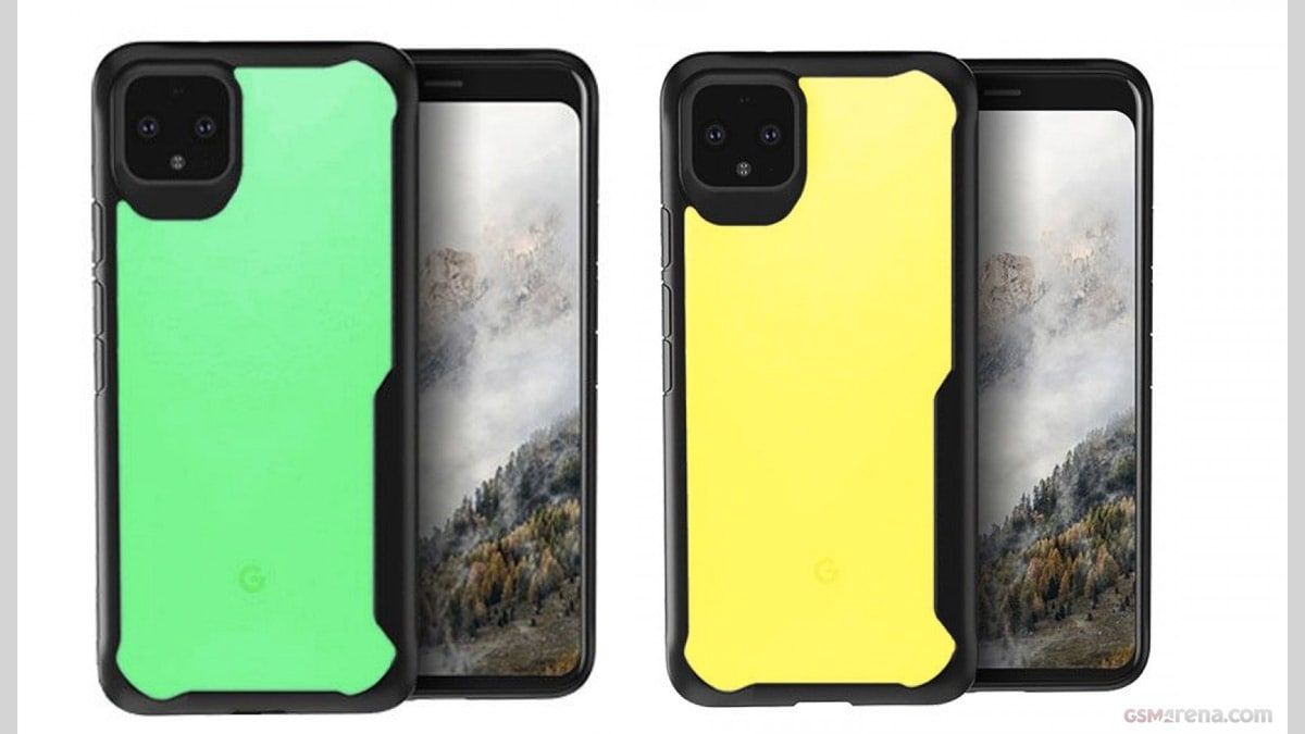 Google Pixel 4 Colour Variants Leaked Ahead of Launch