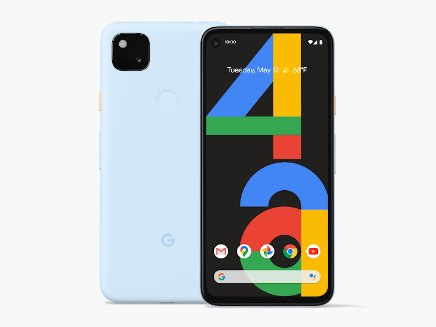 Pixel 4a Gets a New Limited Edition Barely Blue Colour Variant: Price, Specifications