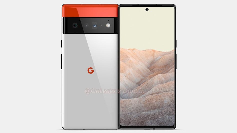 Google Pixel 6 Camera Improvements Tipped, Include Gimbal-Like Stabilisation, Samsung Sensor