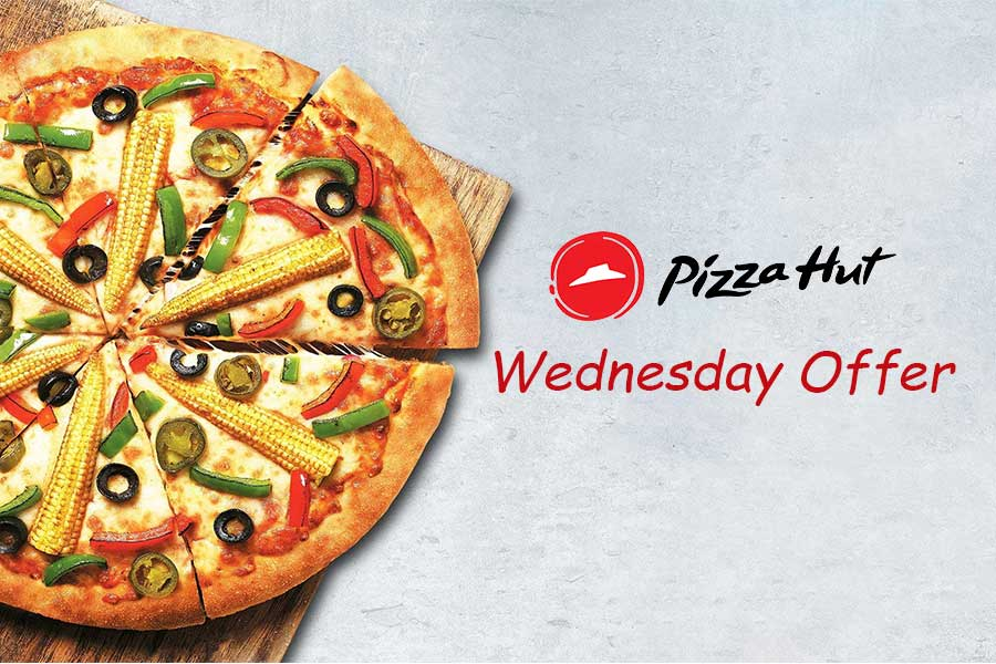 Current Pizza Hut Wednesday Offer Coupon Pizza Hut Offer Today Hotdeals360