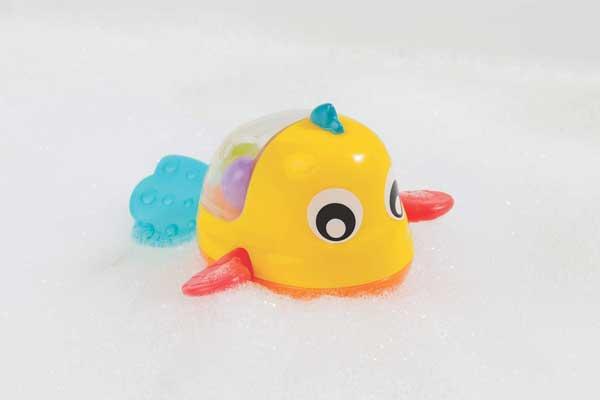 Playgro Padding Bath Fish 1558612235946