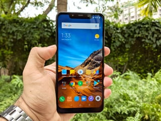 Xiaomi Poco F1 Is Splash Resistant and Supports Quick Charge 4.0, Company Confirms
