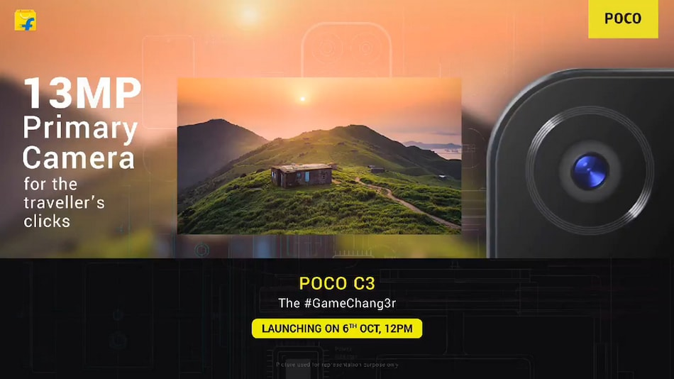Poco C3 to Feature 13-Megapixel Triple Rear Camera Setup, Up to 4GB RAM