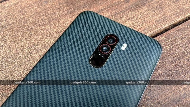 Poco F1 R Cameras Xiaomi Poco F1 Review