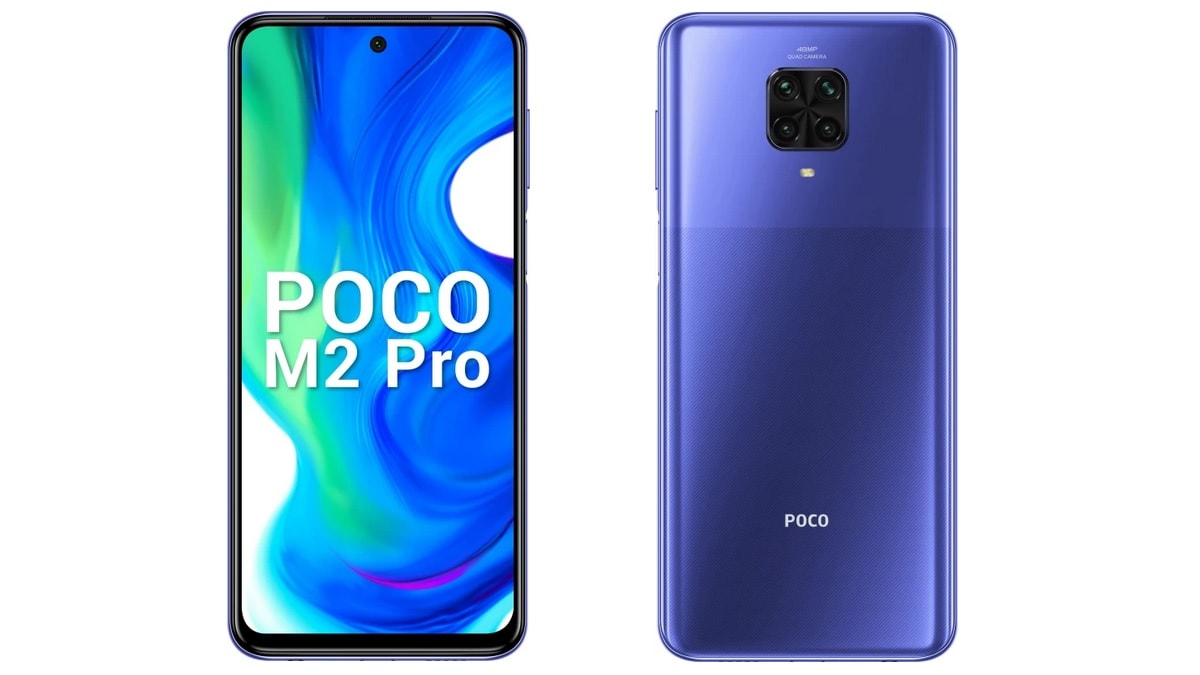 Poco M2 Pro to Go on Sale for First Time Today at 12 Noon via Flipkart