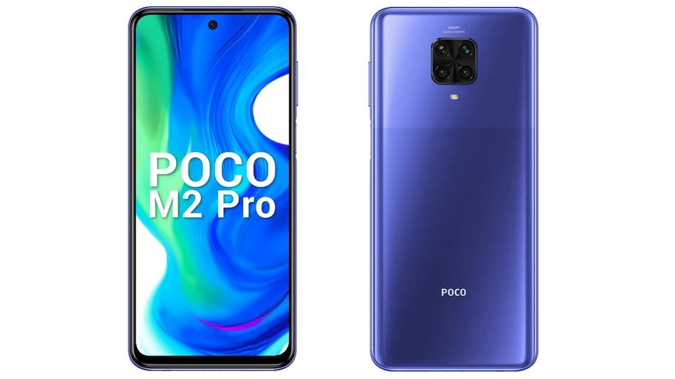 Poco M2 Pro to Go on Sale for First Time Today at 12 Noon via Flipkart: Price in India, Specifications