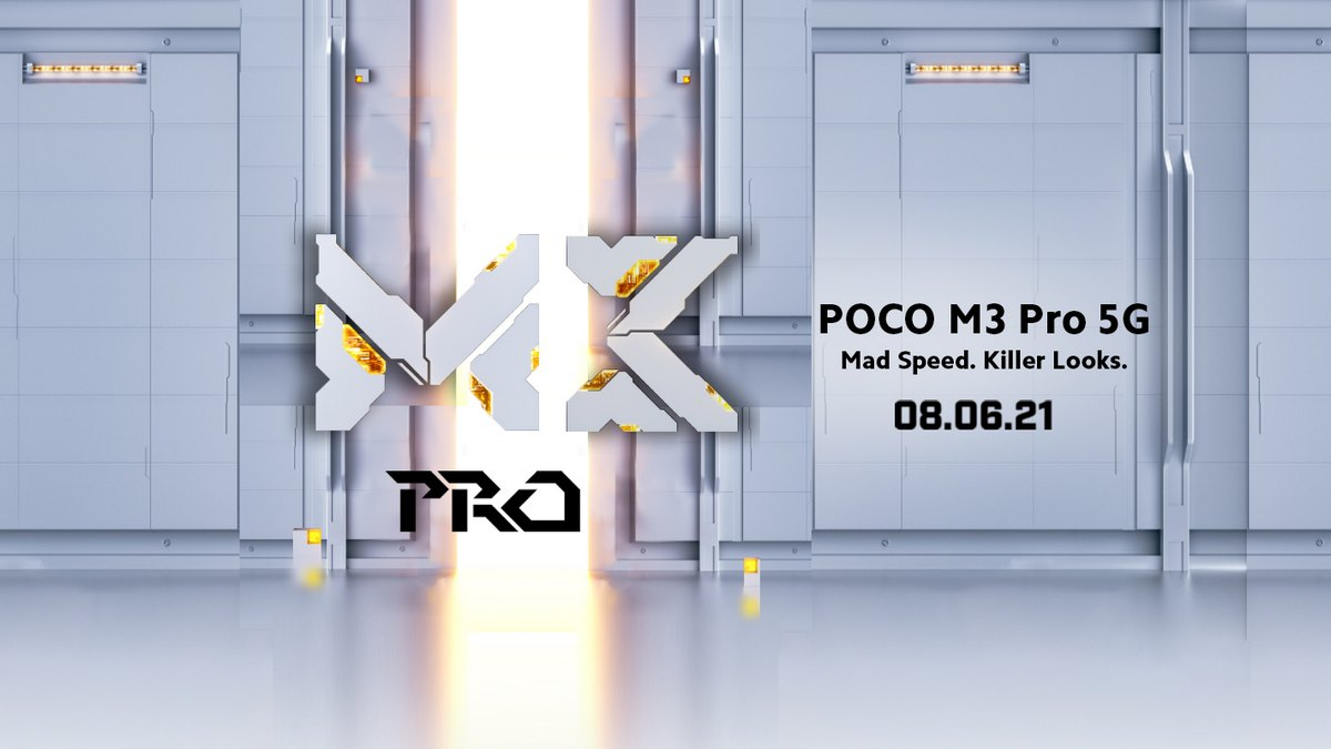 Poco M3 Pro 5G Launch in India Today: How to Watch Livestream, Expected Price, Specifications - Gadgets 360 thumbnail