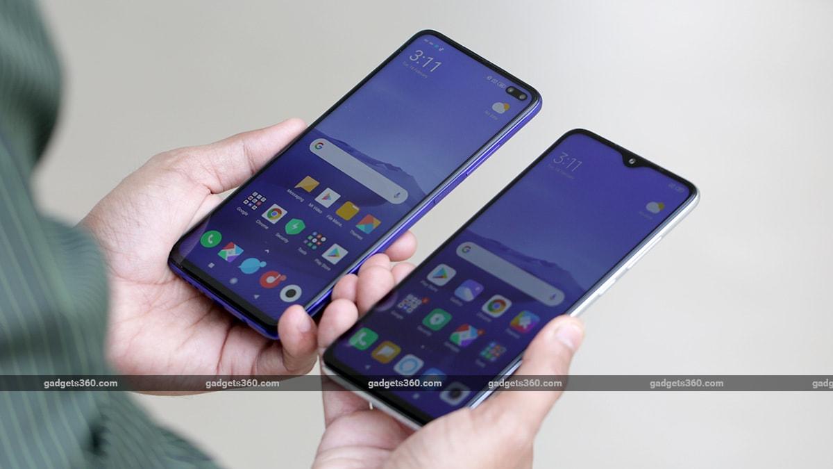 Poco X2 Redmi Note 8 Pro screen suds