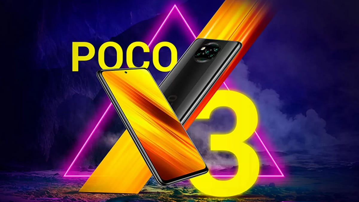 Poco X3 With Qualcomm Snapdragon 732G SoC, 6,000mAh Battery Launched in  India: Price, Specifications | Technology News
