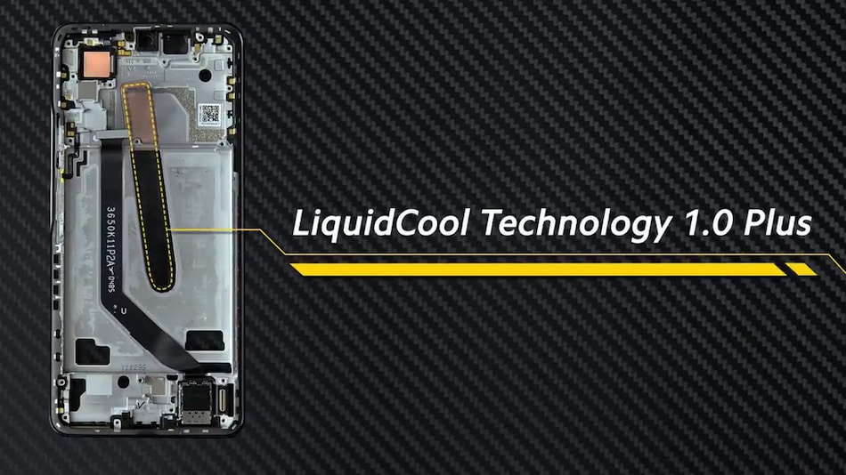 Poco F3 Teardown Video Shows LiquidCool Technology 1.0 Plus, Vibration Motor, and Other Internals