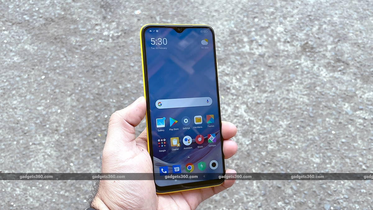 Poco m3 First impressions display Poco M3 First Impressions