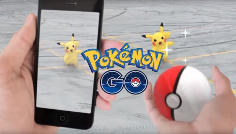 Pokemon Go Hunters Snare Real Thief in New Zealand
