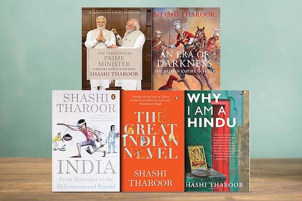 Popular Books by Shashi Tharoor