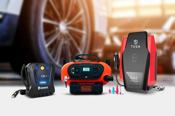 Portable Digital Tyre Inflators: A Must-Have Tool