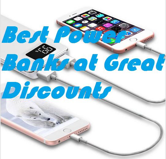 Shop For Top Power Banks With These Power Bank Buying Tips