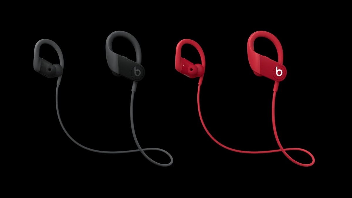 Apple Powerbeats Launched, More Affordable Than Powerbeats 3 With ...