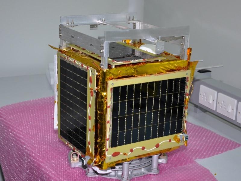 Isro to Launch IIT-Bombay Students' Satellite 'Pratham' on Monday