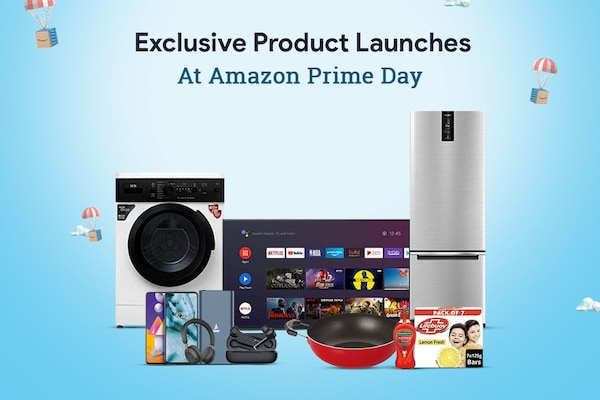 Exclusive Product Launches At Amazon Prime Day