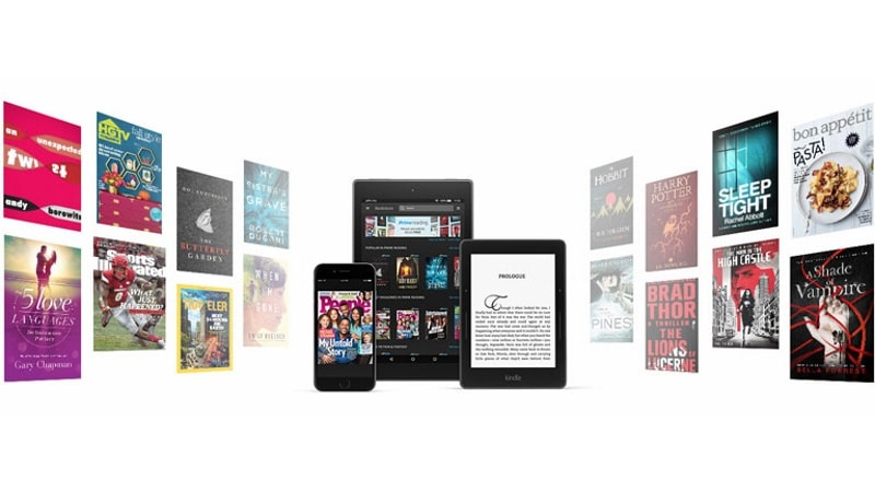 Amazon Prime Reading Launched; Gives Unlimited Reading From Rotating Selection