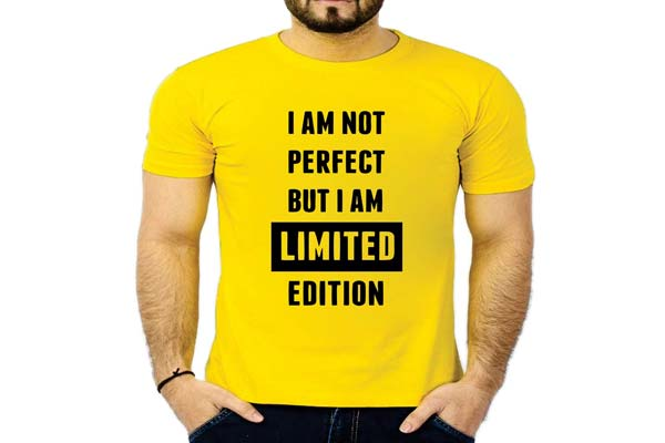 Printed Cotton T Shirt for Men 1559211047038