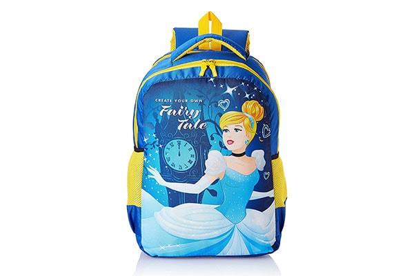 Priority Disney Princess Polyester School Bag 1614875501005