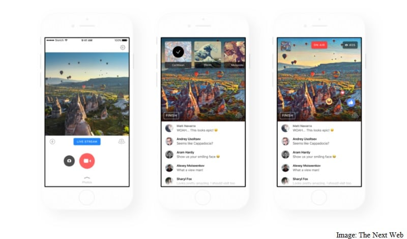 Prisma Can Now Apply Video Art Filters to Your Facebook Live Stream