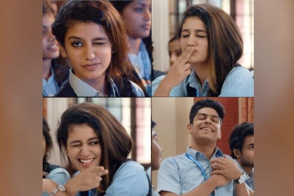 "Priya Prakash Varrier: ""Wink Girl"" Is The Internet's Newfound Obsession"