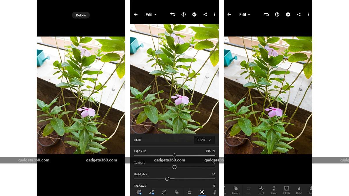 Pro Mode Android slow RAW pro mode