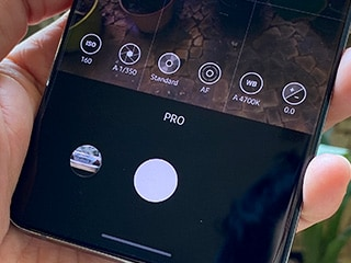 How to Use 'Pro' Camera Mode on Your Android Smartphone
