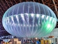 Google Asks for Airspace Access for Project Loon Internet Balloons