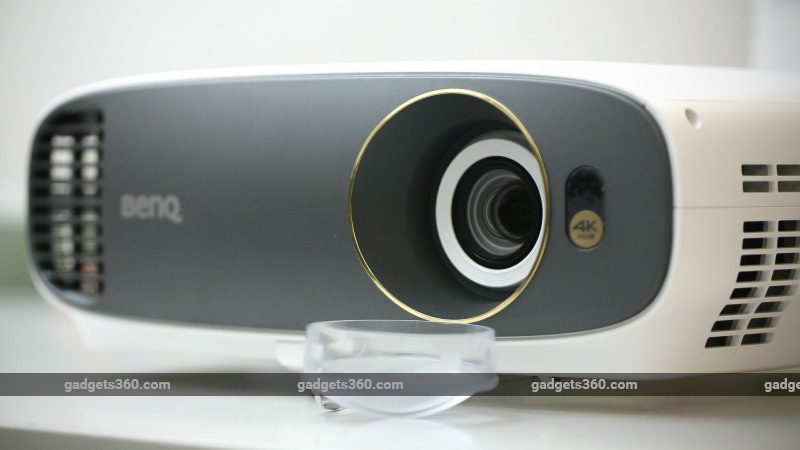 BenQ W1700 4K HDR Home Projector Review | NDTV Gadgets360 com