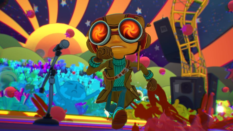 Psychonauts 2 Review: Cult Hit Follow-Up Is Just as Zany, Goofy, and Eclectic