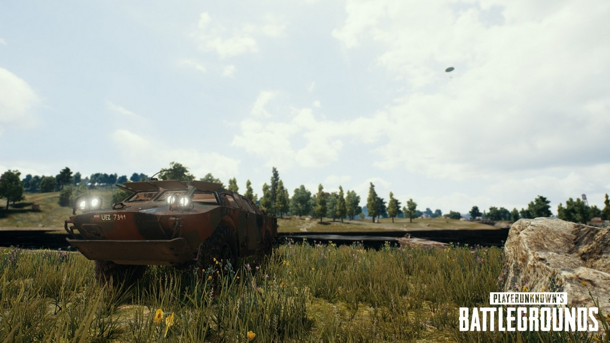 PUBG Update #30 Brings Deagle Handgun, BRDM-2 Vehicle, Radio Message, and More