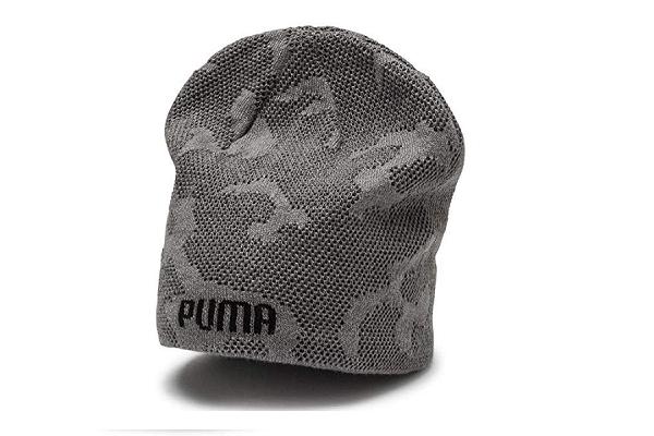 Puma Grey Beanie