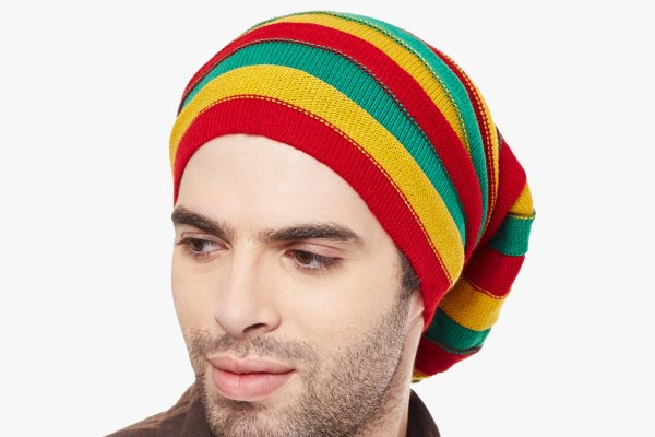 f4a2803990a Do you just find out ways to escape workout in winters as you do not feel  good in the cold outside. Wearing this multi-coloured beanie from Punk will  solve ...