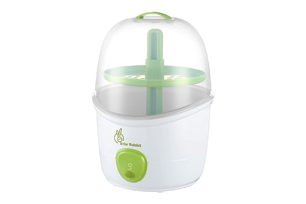 R for Rabbit Peter Fighter Plus Electric Baby Bottle 1614279970079