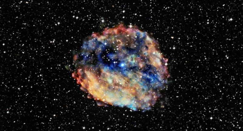 Nasa Spots Slowest Known Magnetar