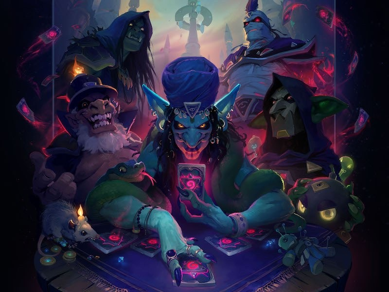 Hearthstone Expansion Rise of Shadows Announced