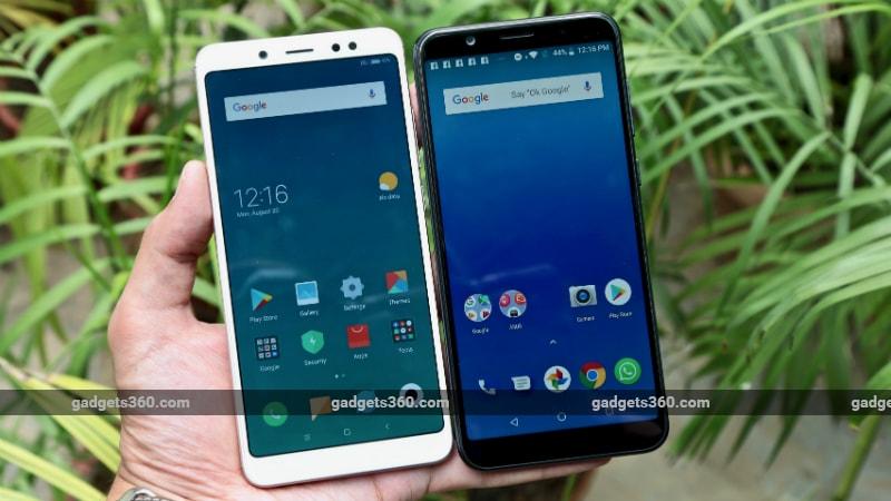 Xiaomi Redmi Note 5 Pro vs Asus ZenFone Max Pro M1 (6GB): Which One