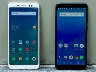 Xiaomi Redmi Note 5 Pro vs Asus ZenFone Max Pro M1 (6GB): Which One Should You Buy?