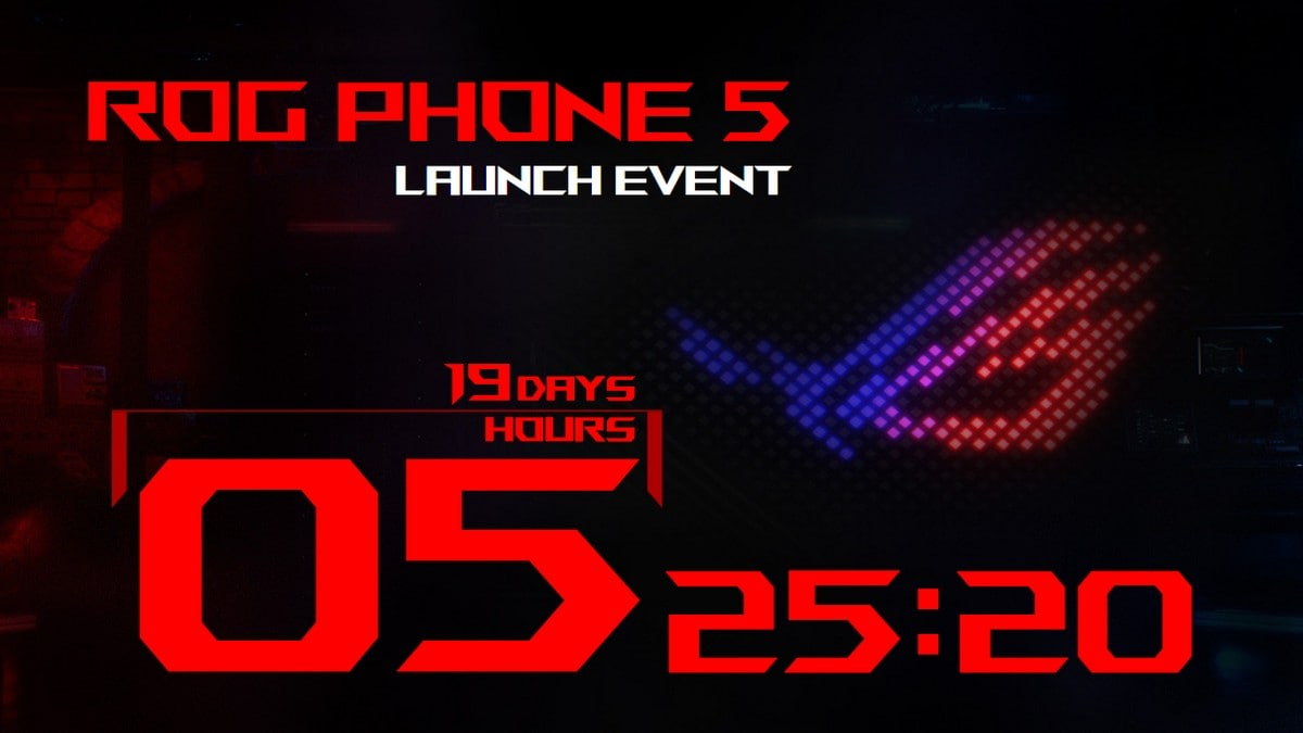Asus ROG Phone 5 Globally Launch on 10th of March, confirm leak by company